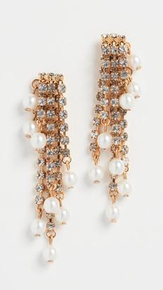 Elizabeth Cole Tressor Earrings