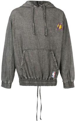 Marcelo Burlon County of Milan LA Lakers hoodie