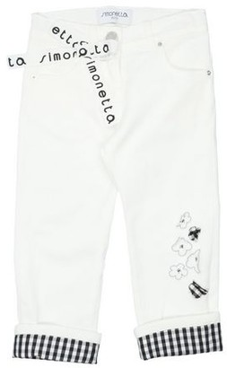 Simonetta Mini Denim trousers
