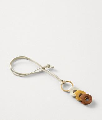 Bottega Veneta Key Ring In Nappa And Calf