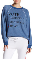 Wildfox Couture The Dance Party Pullover