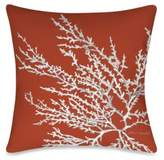 Bed Bath & Beyond 19-Inch Outdoor Throw Pillow in Coastal Coral 1