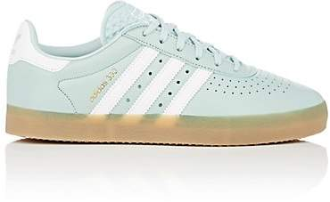 """adidas Women's 350"""" Leather Sneakers - Lt. Green"""