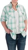 Carhartt Huron Shirt - Roll-Up 3/4 Sleeve (For Women)
