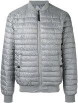 Versace padded bomber jacket