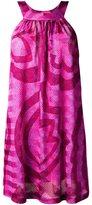 Missoni printed short dress