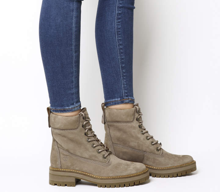 c8bee6d5d9c Grey Timberland Boots - ShopStyle UK