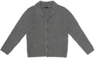Il Gufo Wool cardigan