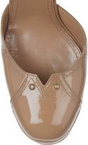 Alaia Patent-leather platform sandals