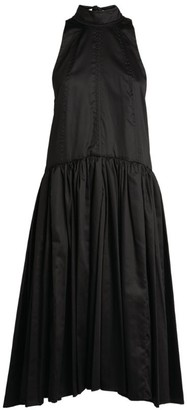 Camilla And Marc Willow Pleated Midi Dress