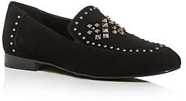 Donald J Pliner Women's Lukas Apron-Toe Loafers