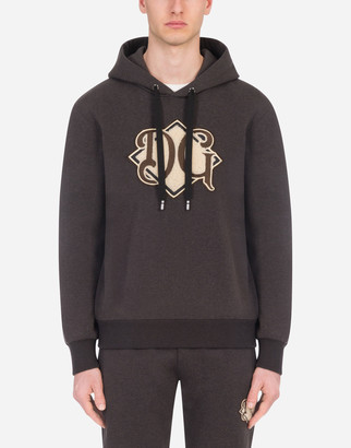Dolce & Gabbana Hoodie With Patch