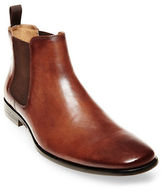 Steve Madden Hibrid Leather Chelsea Boots