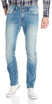 Buffalo David Bitton Men's Max Super Skinny Fit Fashion Jean