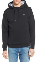 Lacoste Men's Sport Cotton Blend Hoodie