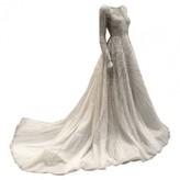 ZUHAIR MURAD White Silk Dress for Women