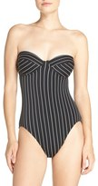 Vince Camuto Underwire One-Piece Swimsuit