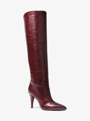 MICHAEL Michael Kors Rosalyn Leather Boot