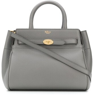 Mulberry small belted Bayswater tote