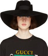 Gucci - Fedora noir Anita