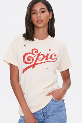 Forever 21 Epic Graphic Tee