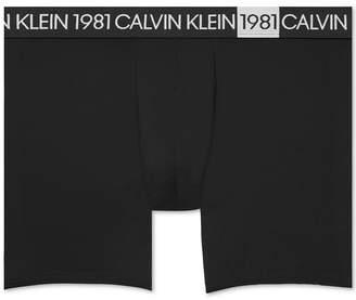 Calvin Klein Men 1981 Boxer Briefs