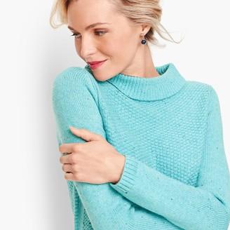 Talbots Textured Sabrina Sweater - Donegal