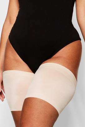 boohoo Plus Anti Chafing Thigh Bands