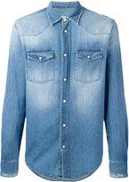 Dondup denim shirt - men - Cotton - S