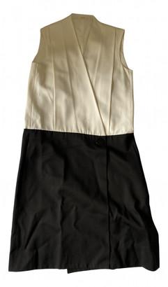 Celine Black Silk Dresses