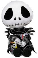 Disney the Nightmare Before Christmas Throw Blanket Fleece with a Cuddle Pillow ~ Jack Skellington