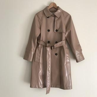 Marella Beige Coat for Women
