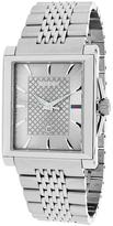 Gucci YA138403 Men's G-Timeless Silver Stainless Steel Watch