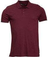French Connection Mens Jersey Polo Chateaux