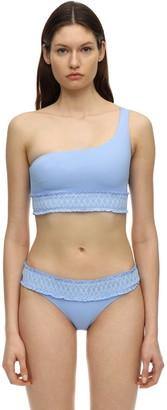 Heidi Klein Andalucia One-Shoulder Smock Bikini Top
