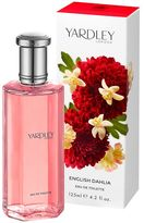 Yardley London English Dahlia Eau de Toilette 125ml