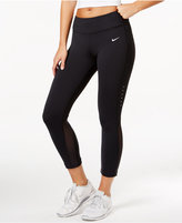 Nike Power Epic Lux Dri-FIT Running Cropped Leggings