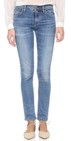 Gold Sign Jenny High Rise Slim Jeans