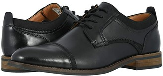 Dockers Bergen (Chestnut Burnished Synthetic) Men's Shoes