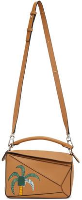 Loewe Tan Ken Price La Palme Edition Puzzle Bag