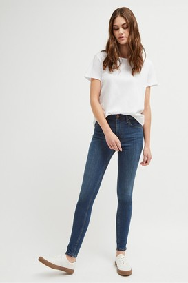 French Connection Rebound Recycled Skinny Jeans 32 Inch