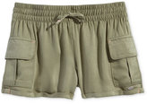 Tommy Hilfiger Cargo Shorts, Big Girls (7-16)