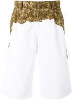 Comme des Garcons bermuda shorts - men - Cotton - M