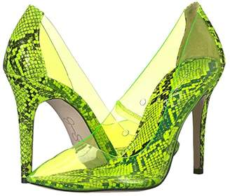 Jessica Simpson Pixera 2 (Smoke/Black) Women's Shoes