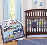 Even Fish Car 7pcs crib set Baby Bedding Set Crib Bedding Set Girl Nursery Crib Bumper bedding Fitted Sheet