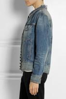 Rag and Bone Rag & bone Boyfriend distressed denim jacket