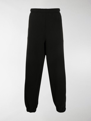 Balenciaga Gym Wear tapered track pants