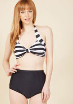 ModCloth Good Volley, Miss Molly! Swimsuit Bottom in S
