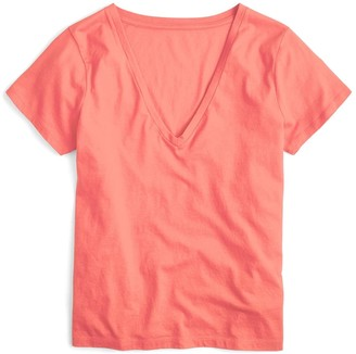 J.Crew Short Sleeve V-Neck T-Shirt