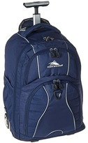 High Sierra Freewheel Wheeled Backpack Backpack Bags